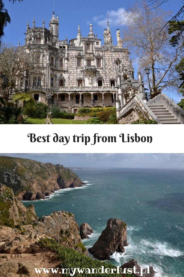 Day trip from Lisbon to Sintra