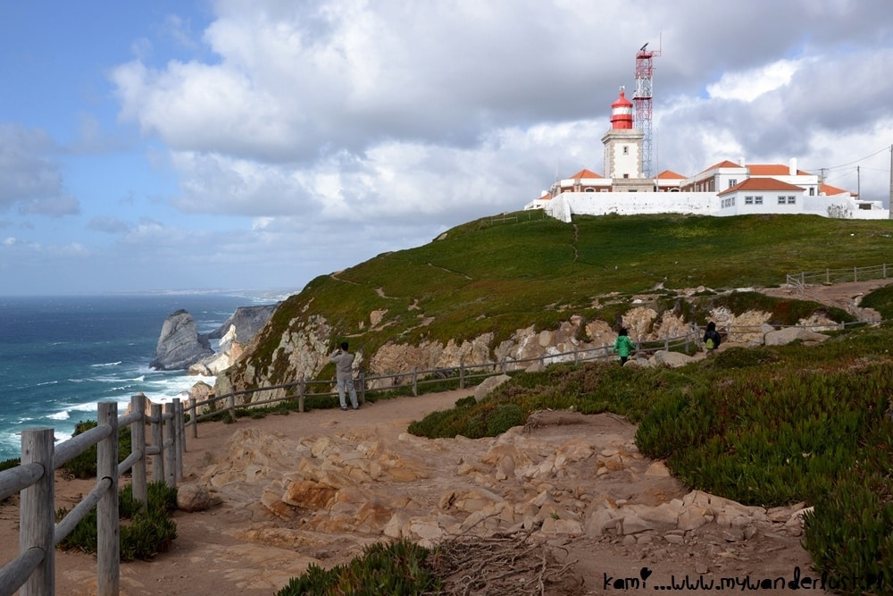 daytrip to Cabo da Roca