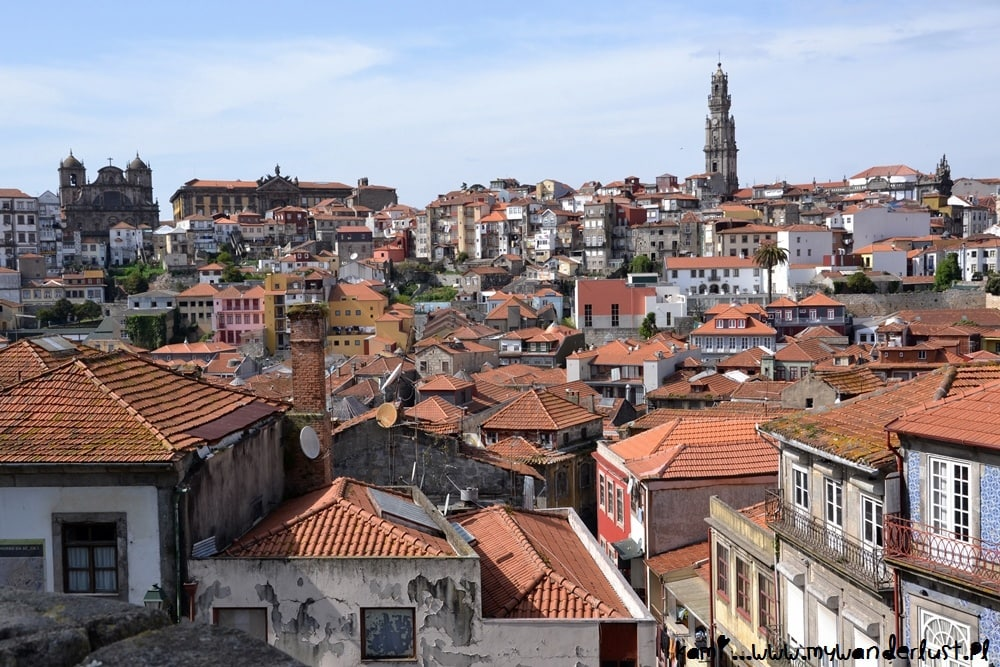 Porto viewpoints