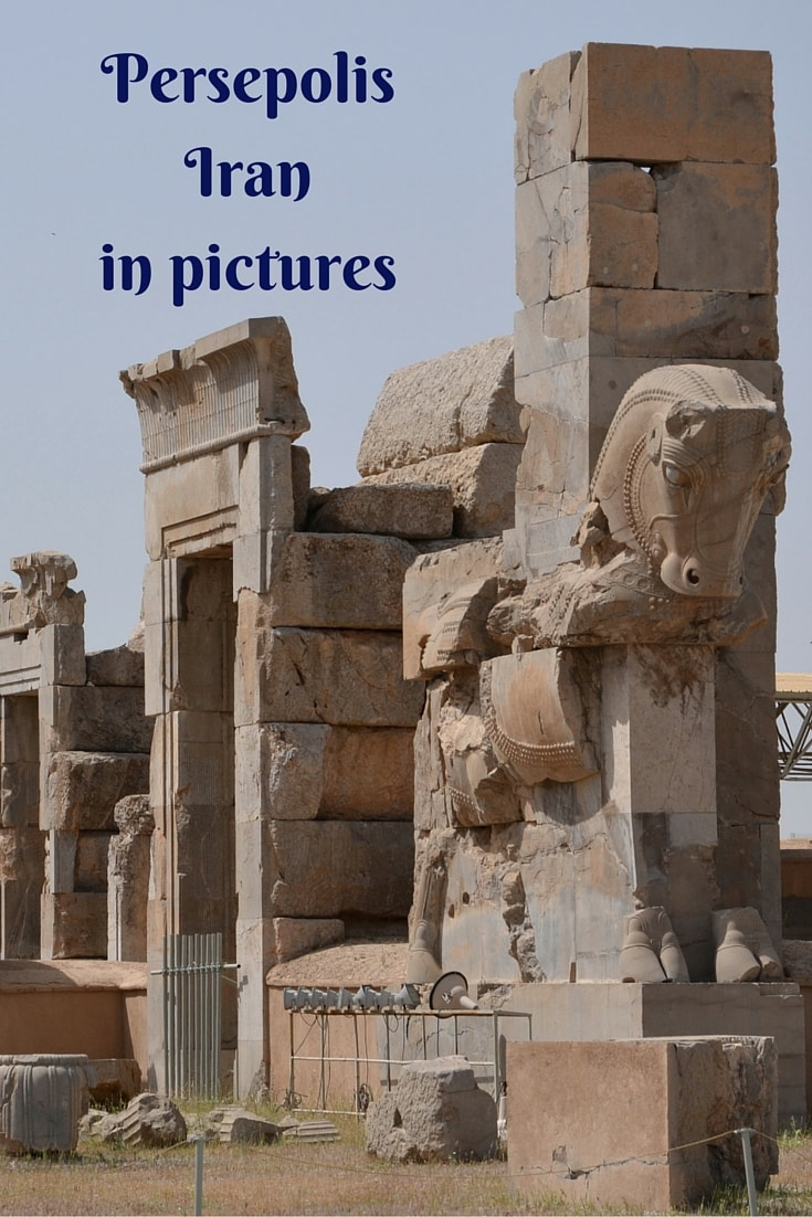 Persepolis Images A Gallery From The Ancient City