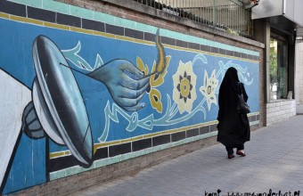 Top 5 things to do in Tehran (and my impressions of the city)
