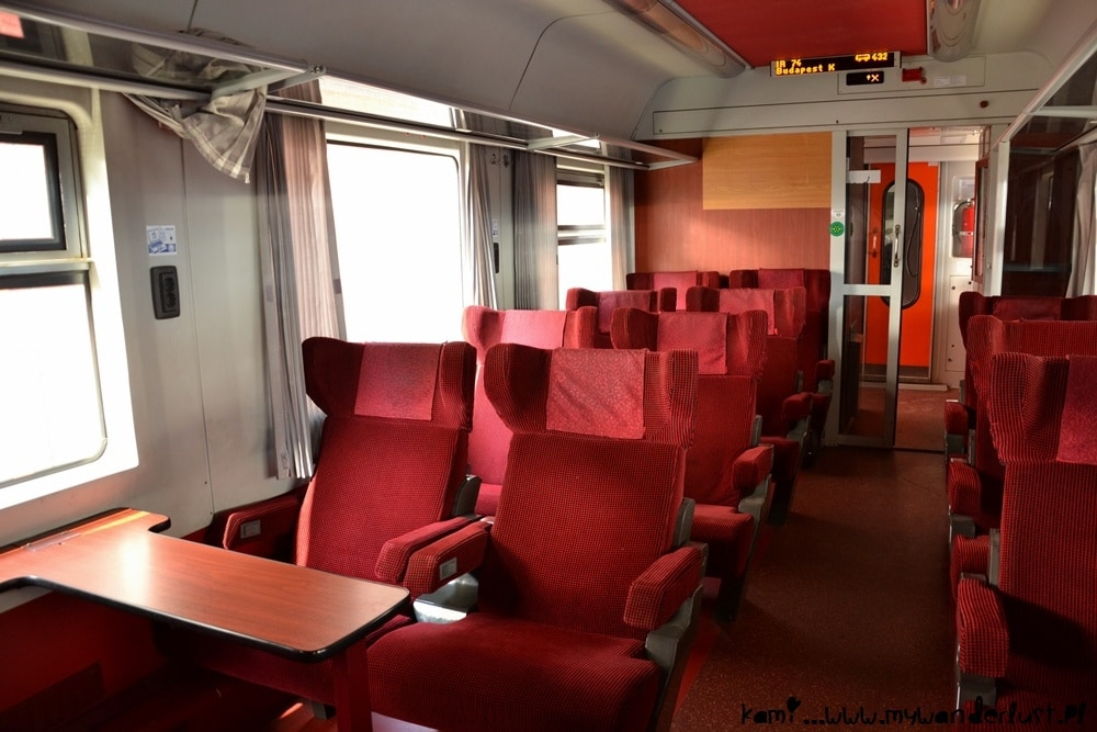 Romanian train