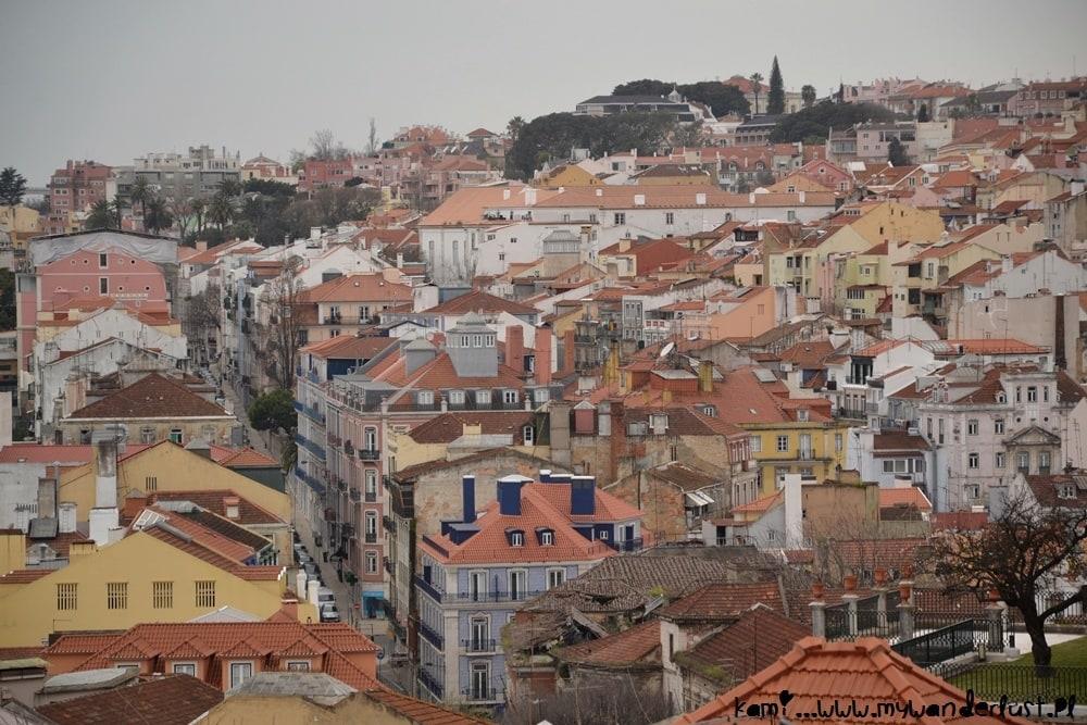 Miraduoro de Santa Catarina Lisbon