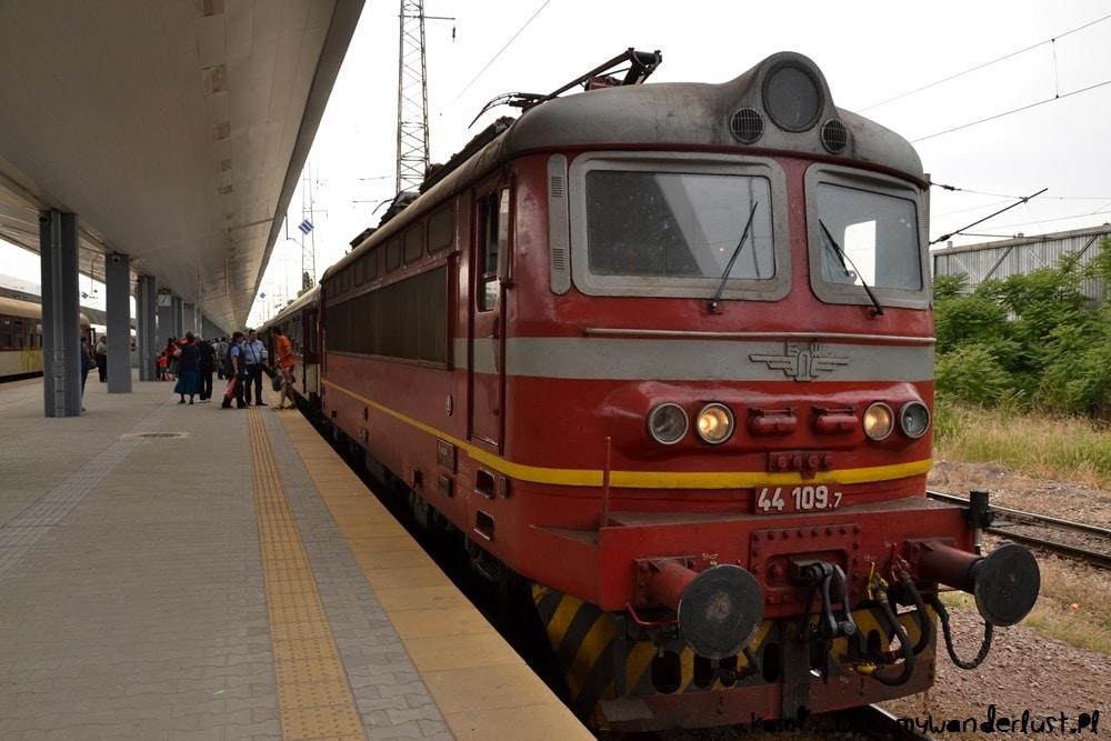 Bulgarian railways
