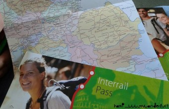 Exploring Europe with Interrail tickets