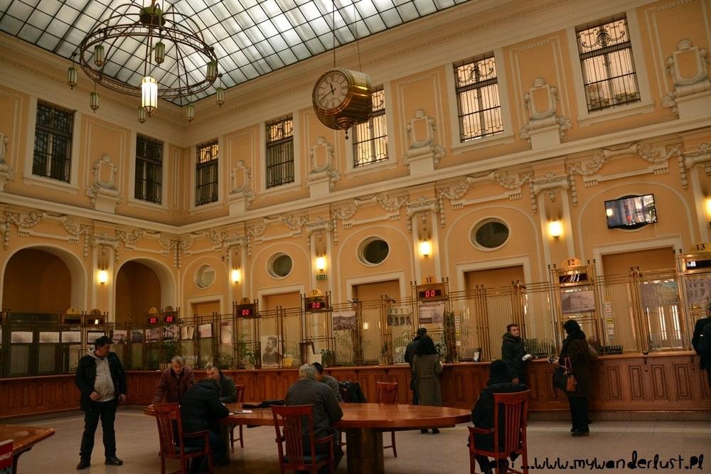 Sarajevo post office