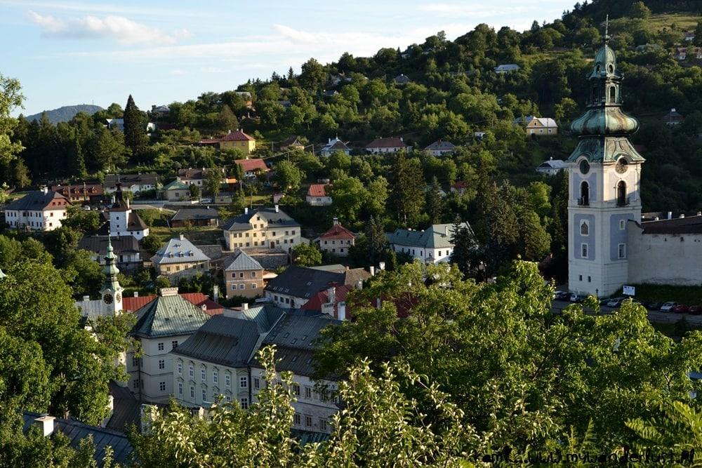 Banska Stiavnica Slovakia