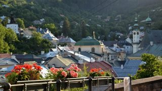 Banska Stiavnica - one of the most beautiful towns in Europe