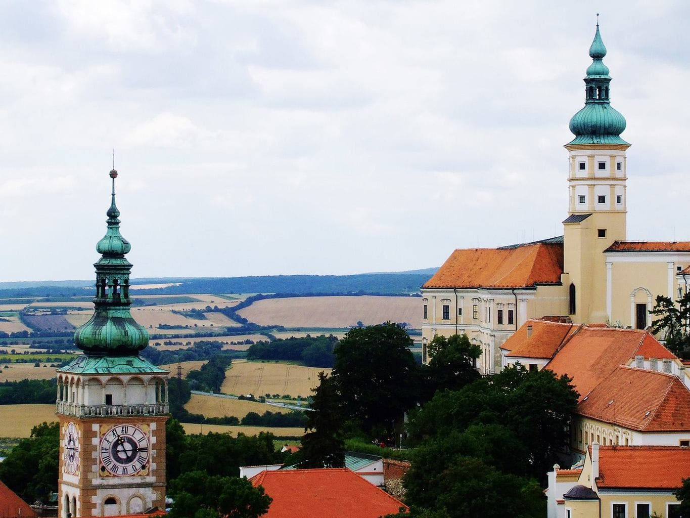 29 most beautiful towns in Central Europe