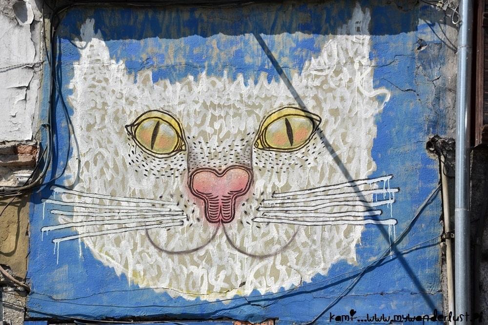 Veliko Tarnovo street art
