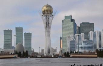 Random impressions from visiting Kazakhstan