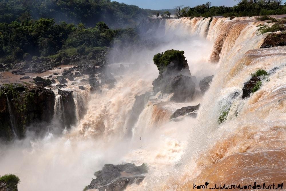 pictures of argentina iguazu falls