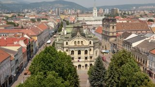 Visit Kosice - a perfect city break destination in Europe