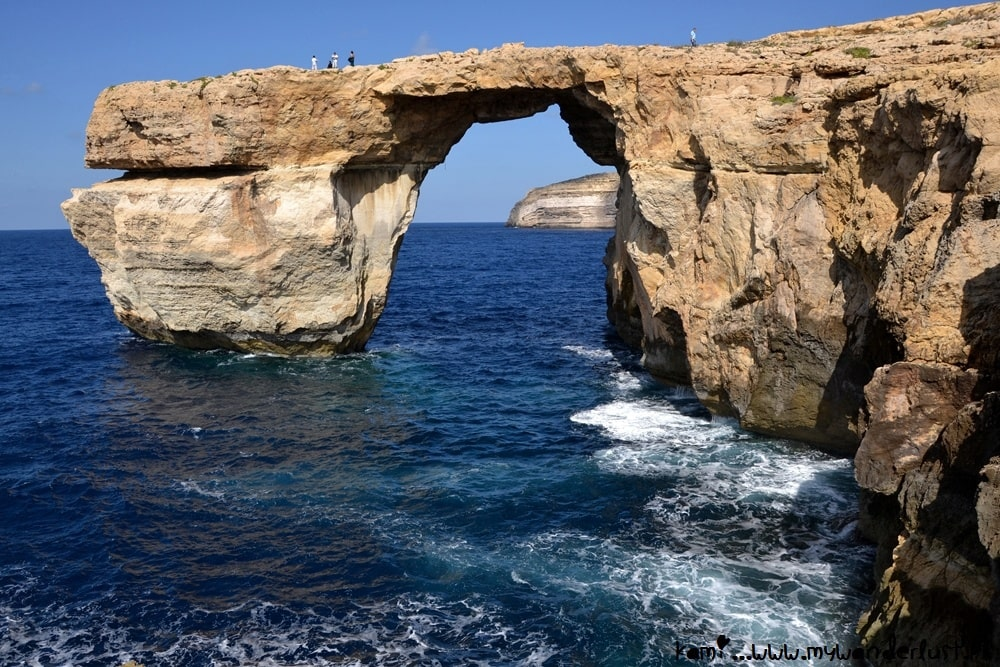 5 days in Malta - itinerary, Azure Window