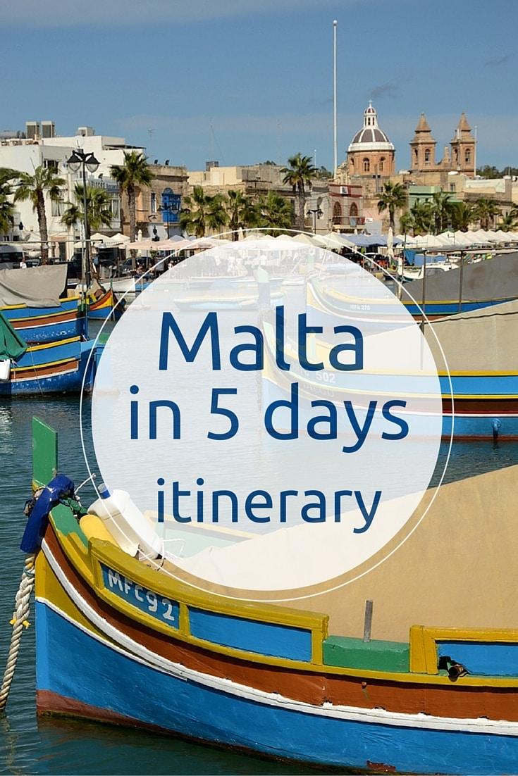 Malta itinerary pin (2)