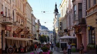 Stunning Chernivtsi - my best discovery in Ukraine