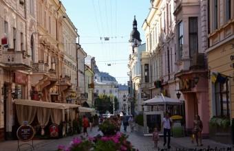 Stunning Chernivtsi – my best discovery in Ukraine