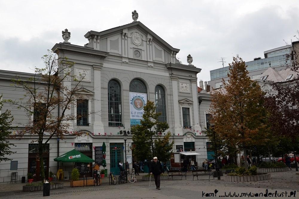 Old Town in Bratislava