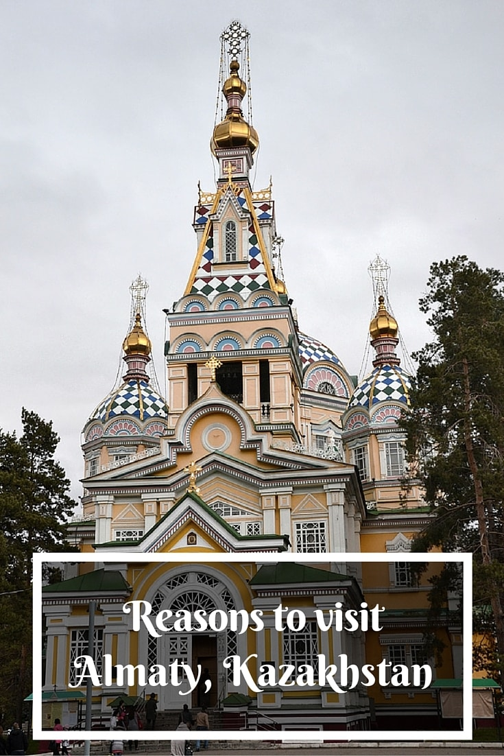 Reasons to visit