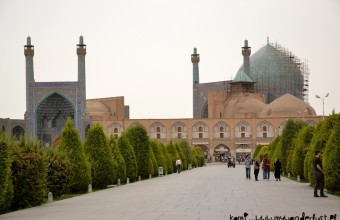 Isfahan, Iran – kind of disappointing highlight of Persia