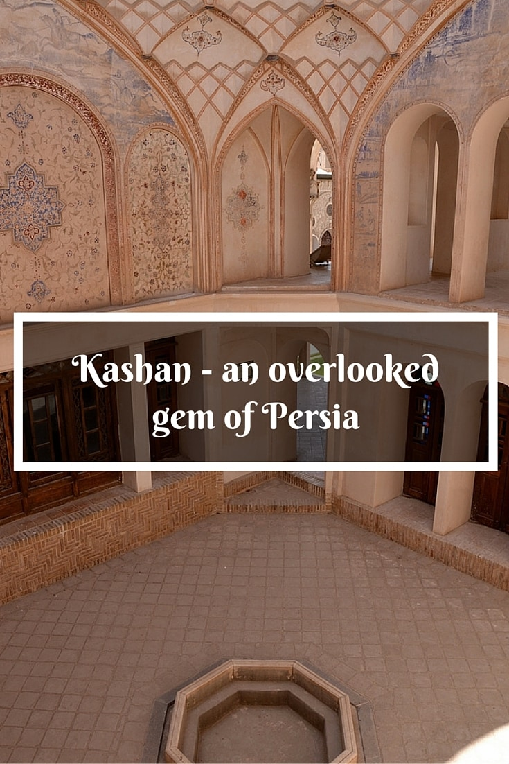 Kashan - an overlooked (1)