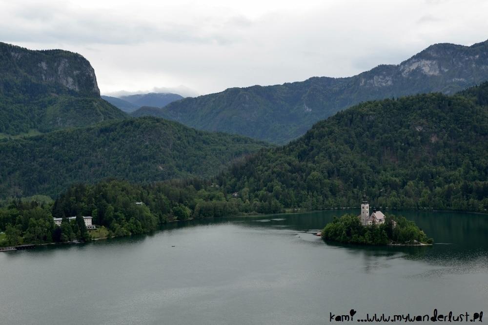 Bled Slovenian Alps