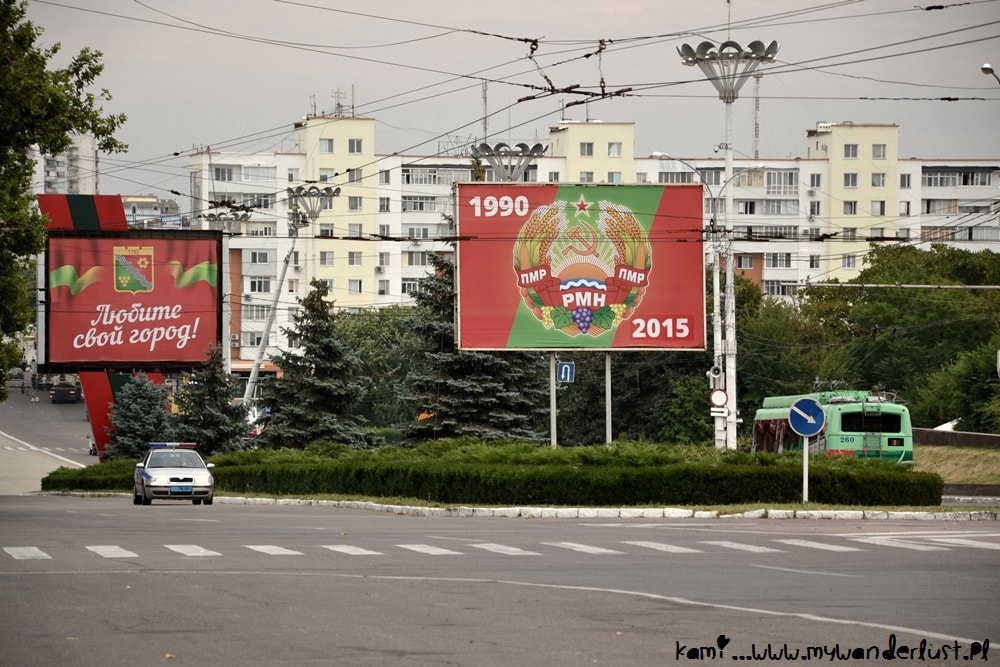 Daytrip to Transnistria