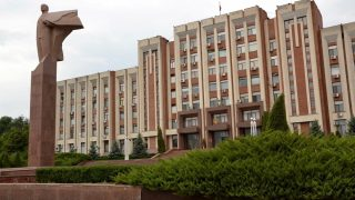 Daytrip to Transnistria - a country that doesn't exist