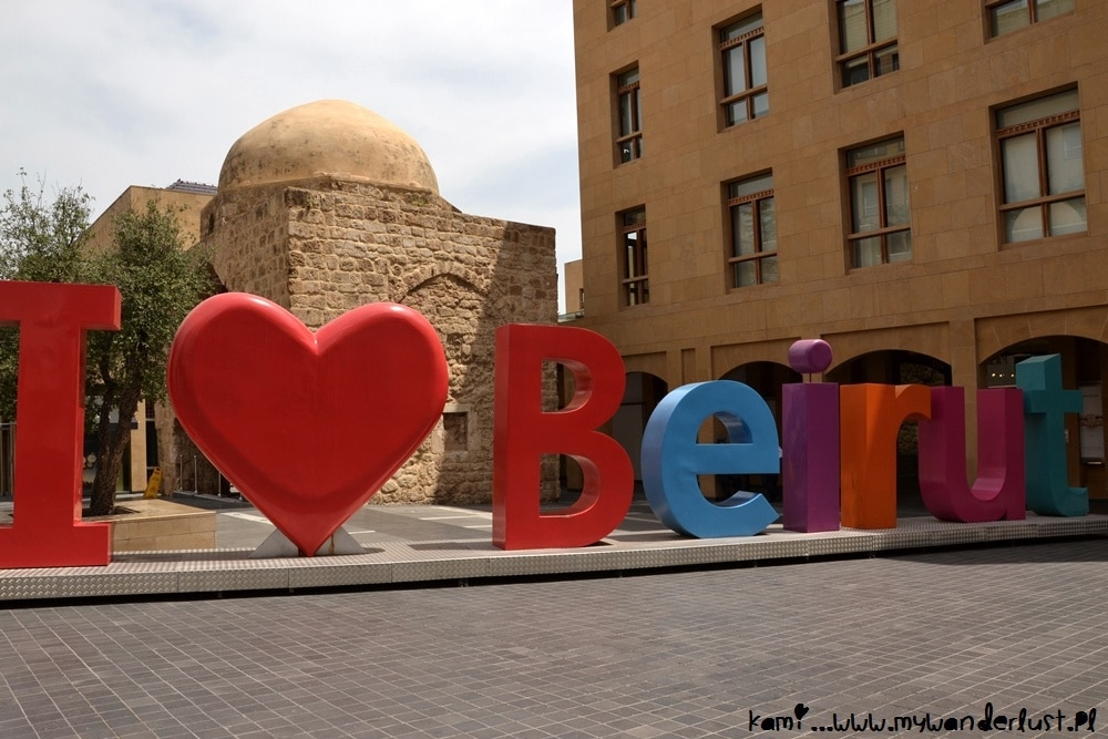 visiting Beirut
