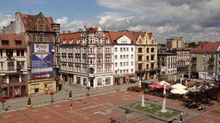Bytom, Poland - an unknown architecture gem
