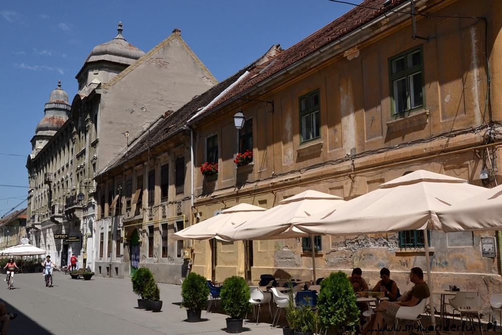 Visit Timisoara, Romania