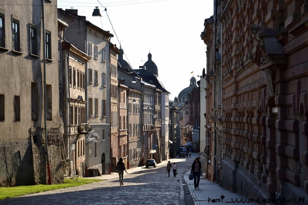central europe - lviv