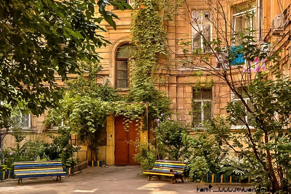 best places to visit in Ukraine: Odessa