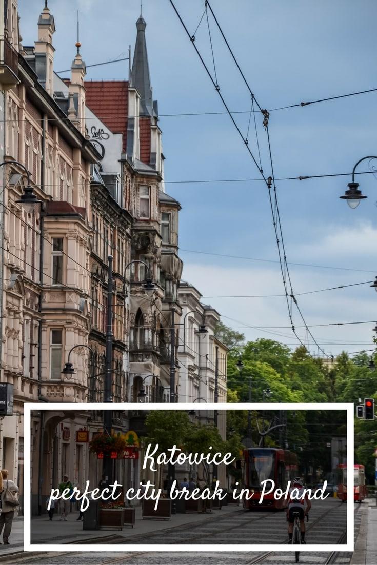 Visit Katowice, Poland