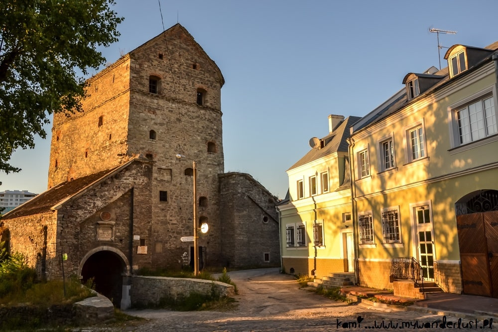 best places to visit in Ukraine: Kamianets-Podilskyi