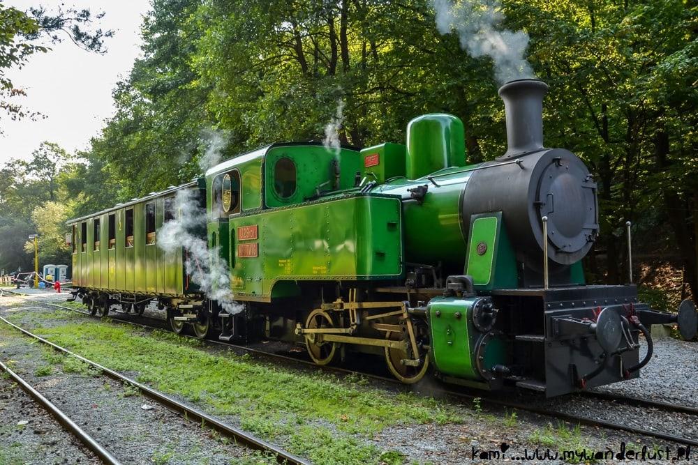 Children's railway Kosice