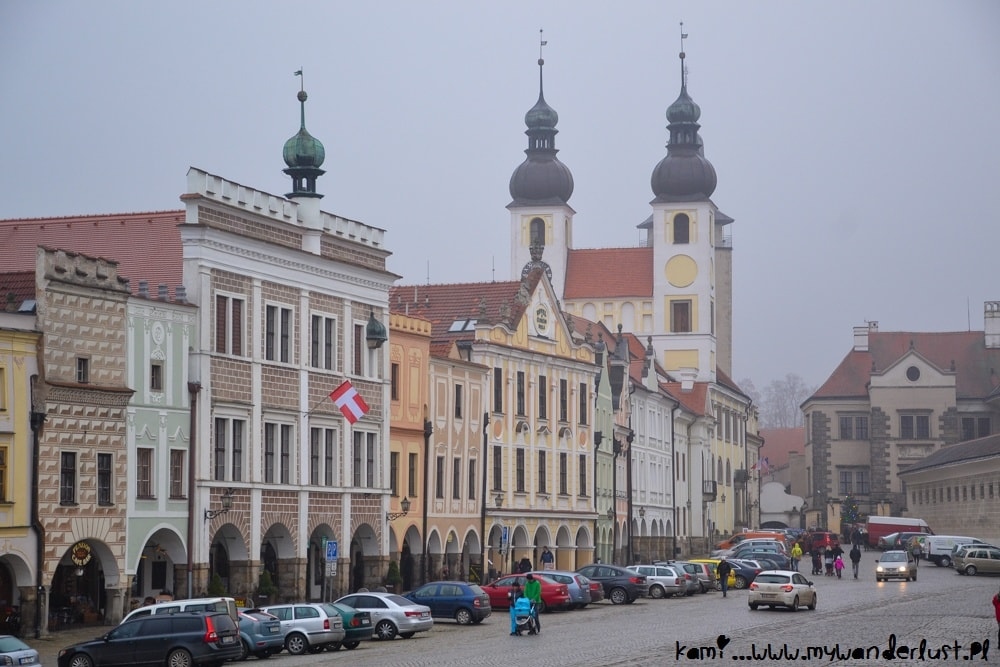 Visit Telc Czech Republic