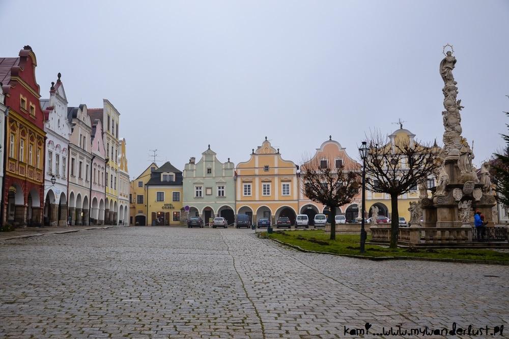 Visit Telc Czech Republic
