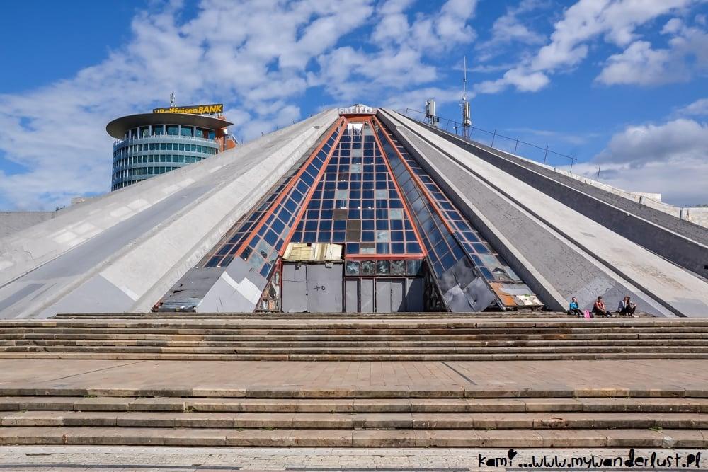 Visit Tirana The Pyramid