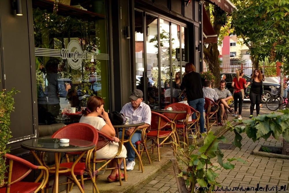 Tirana cafes