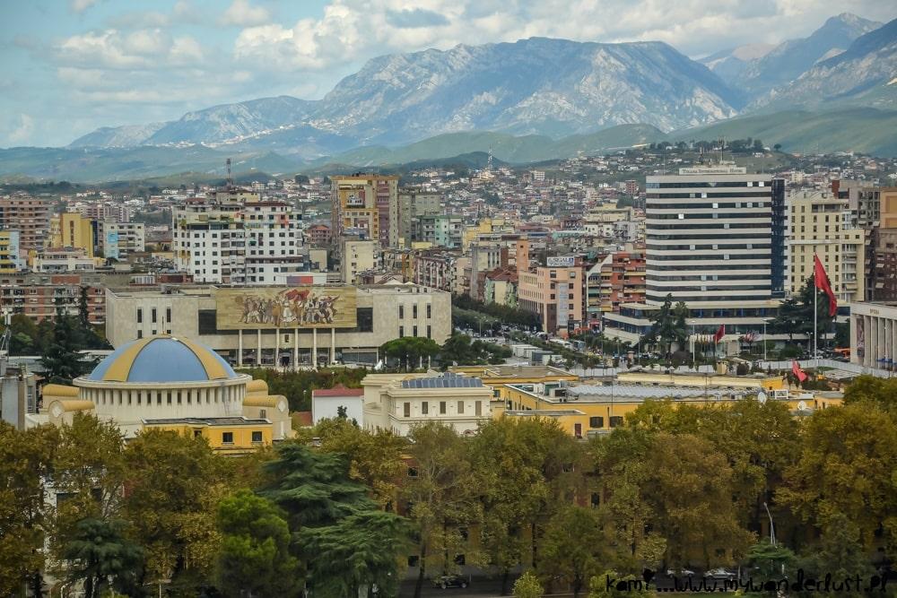 Visit Tirana