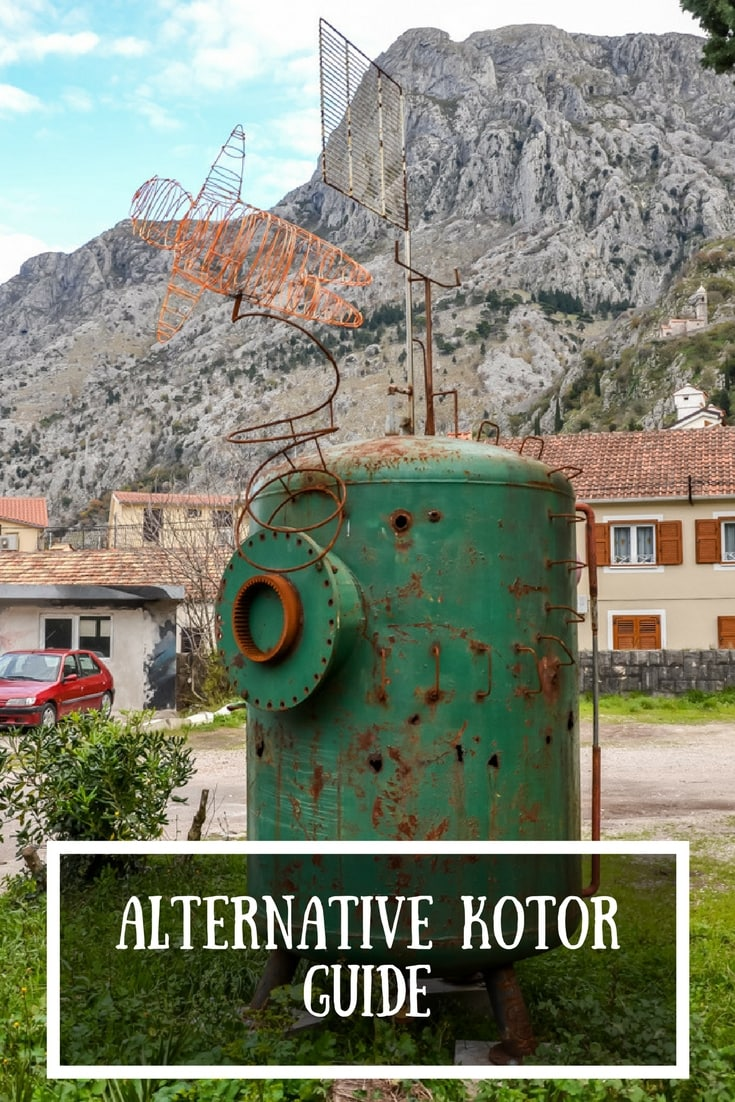 Alternative Kotor