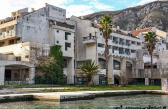 Alternative Kotor: abandoned Hotel Fjord and more!