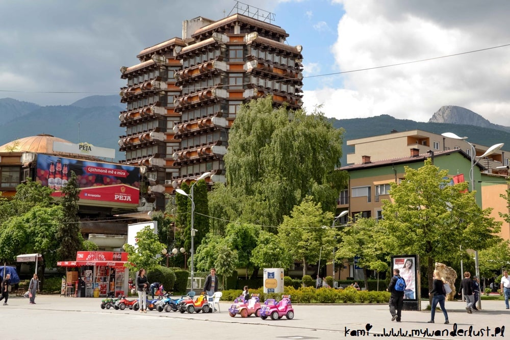 what to see in Kosovo - Peja