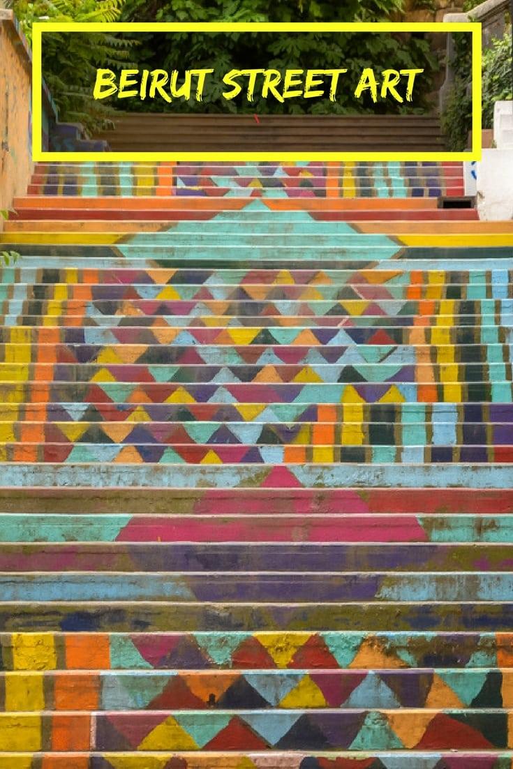 Lebanon - Beirut street art