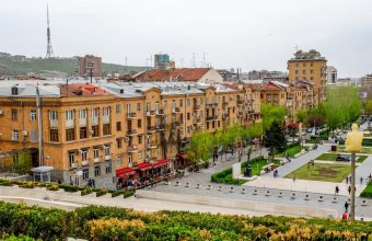 The best hotels in Yerevan – luxury, mid-range and budget accommodation