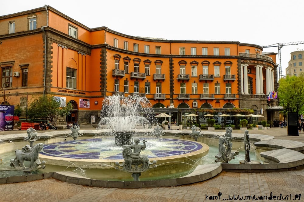 the best hotels in Yerevan