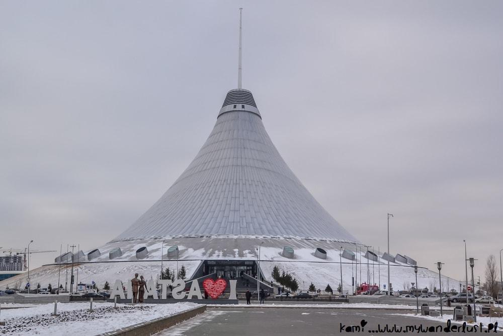 Visit Astana tourism
