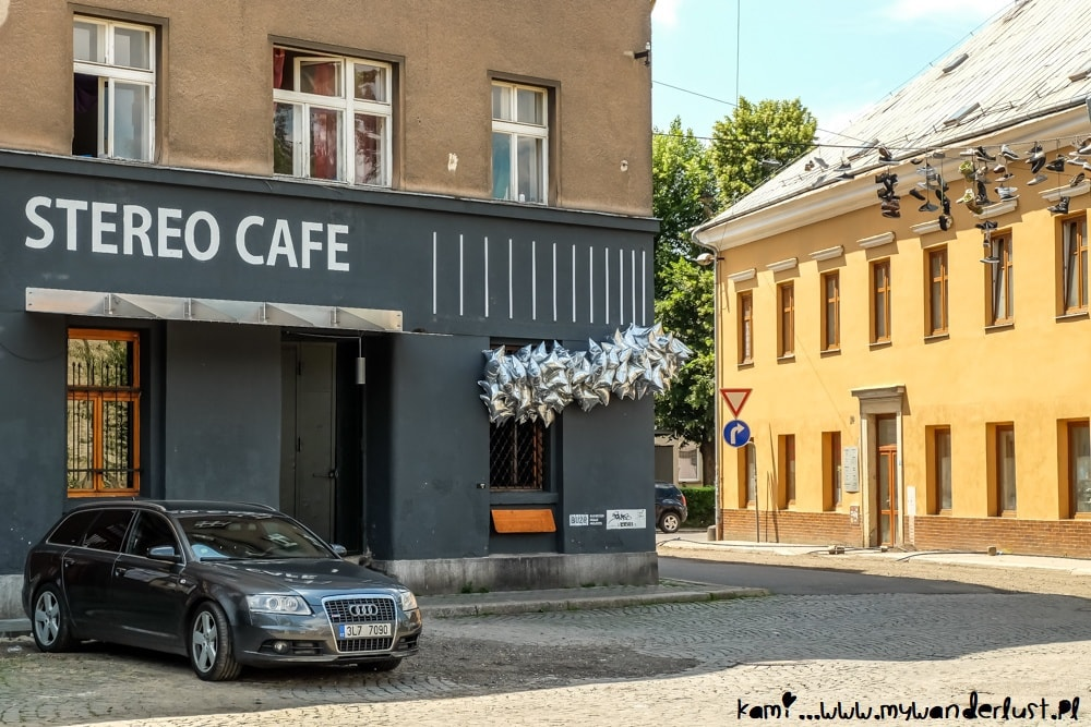Liberec Siroka street