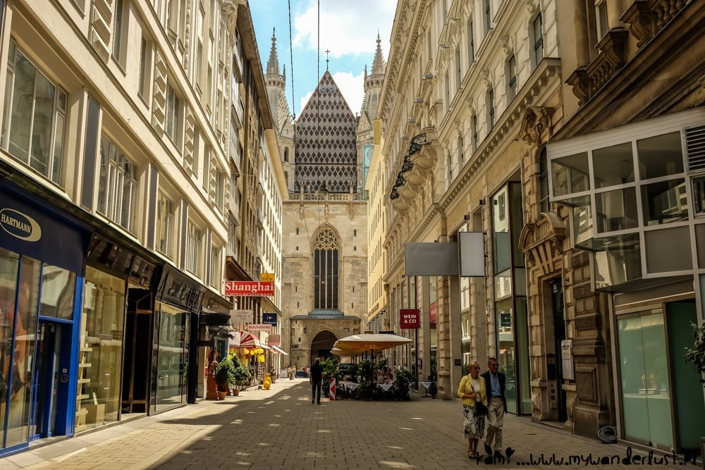 one day in Vienna